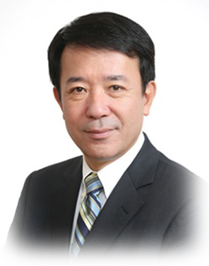 PRESIDENT AND MANAGING DIRECTOR SUSUMU SUTO IMAGE